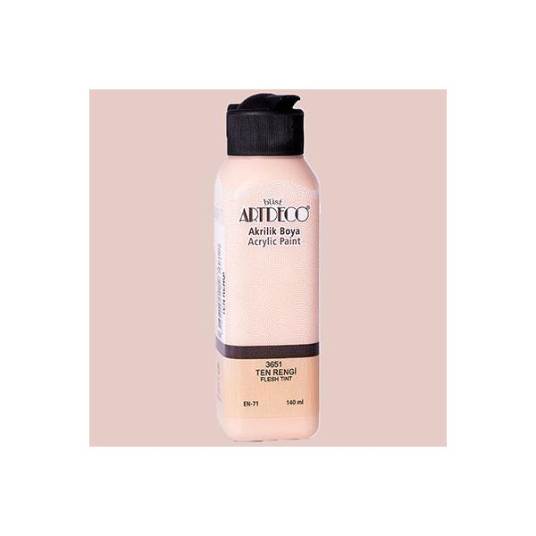 Artdeco Akrilik Boya 140Ml Ten Rengi 3651